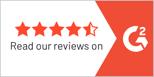G2 Reviews Badge