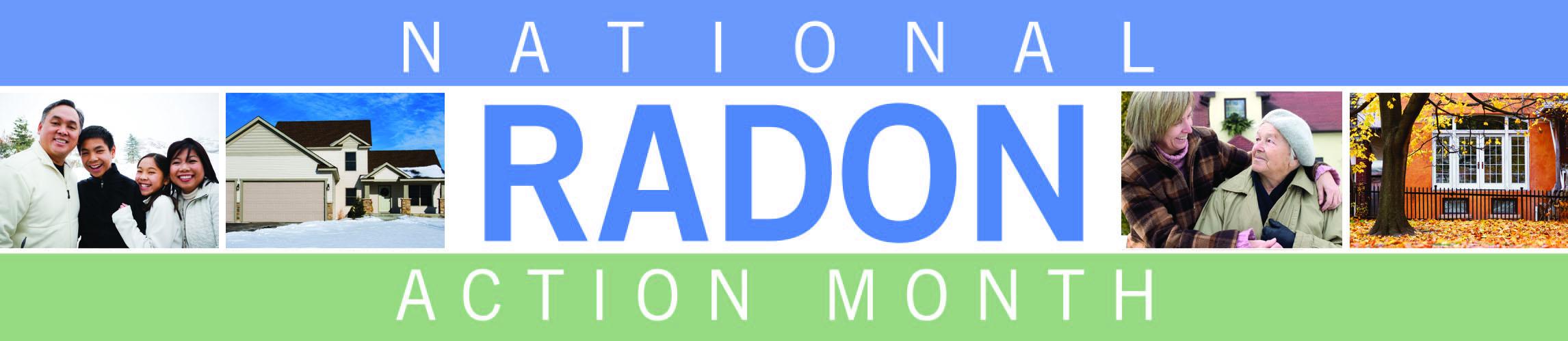 National Radon Action Month