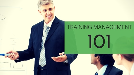 Training Management 101