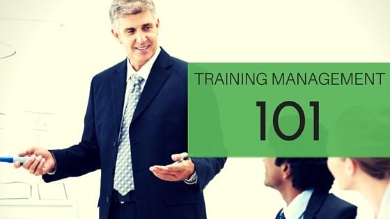 Training Management 101