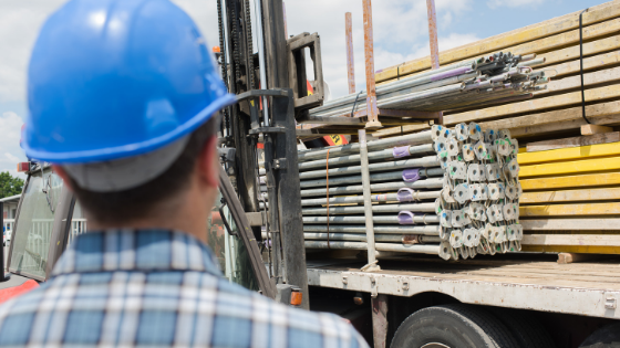 OSHA material handling guidelines
