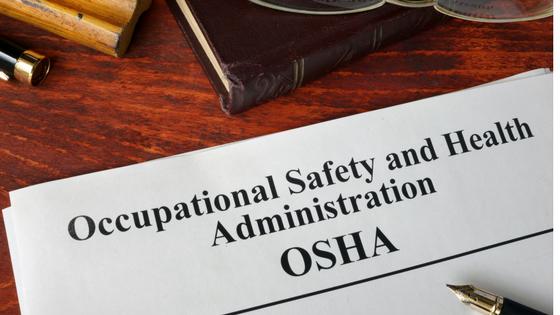 OSHA-paperwork