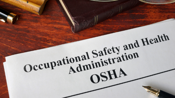 osha workplace safety standards