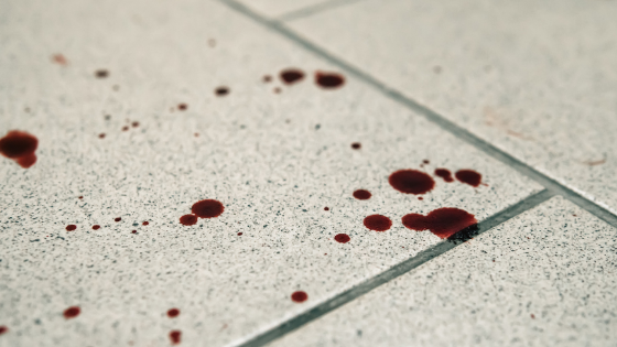 blood spills workplace safety