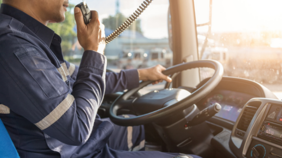 dangers of distracted driving at work