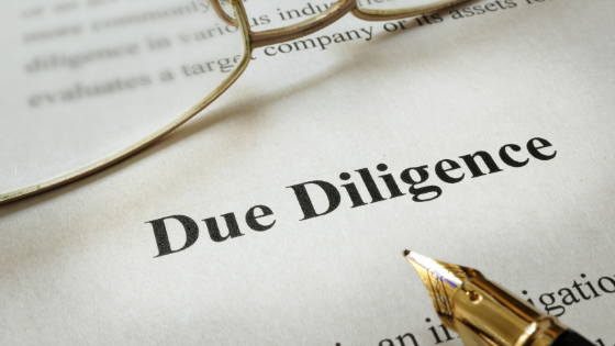 due diligence in workplace safety