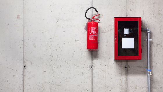 fire extinguisher safety basics