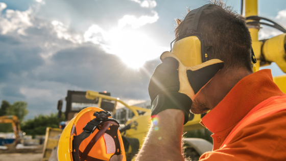 hearing conservation program for occupational safety