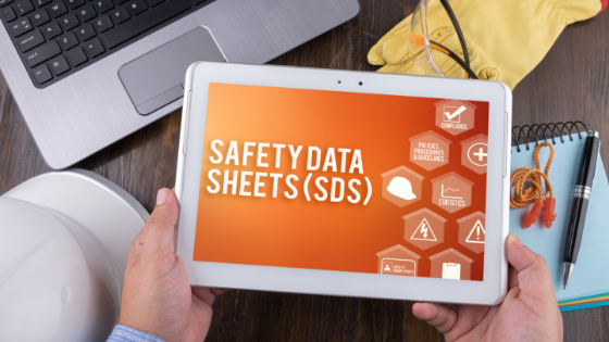 safety data sheet (sds) software