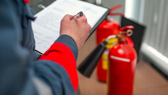 ways to prevent workplace fire hazards