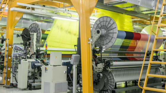workplace safety textile industry